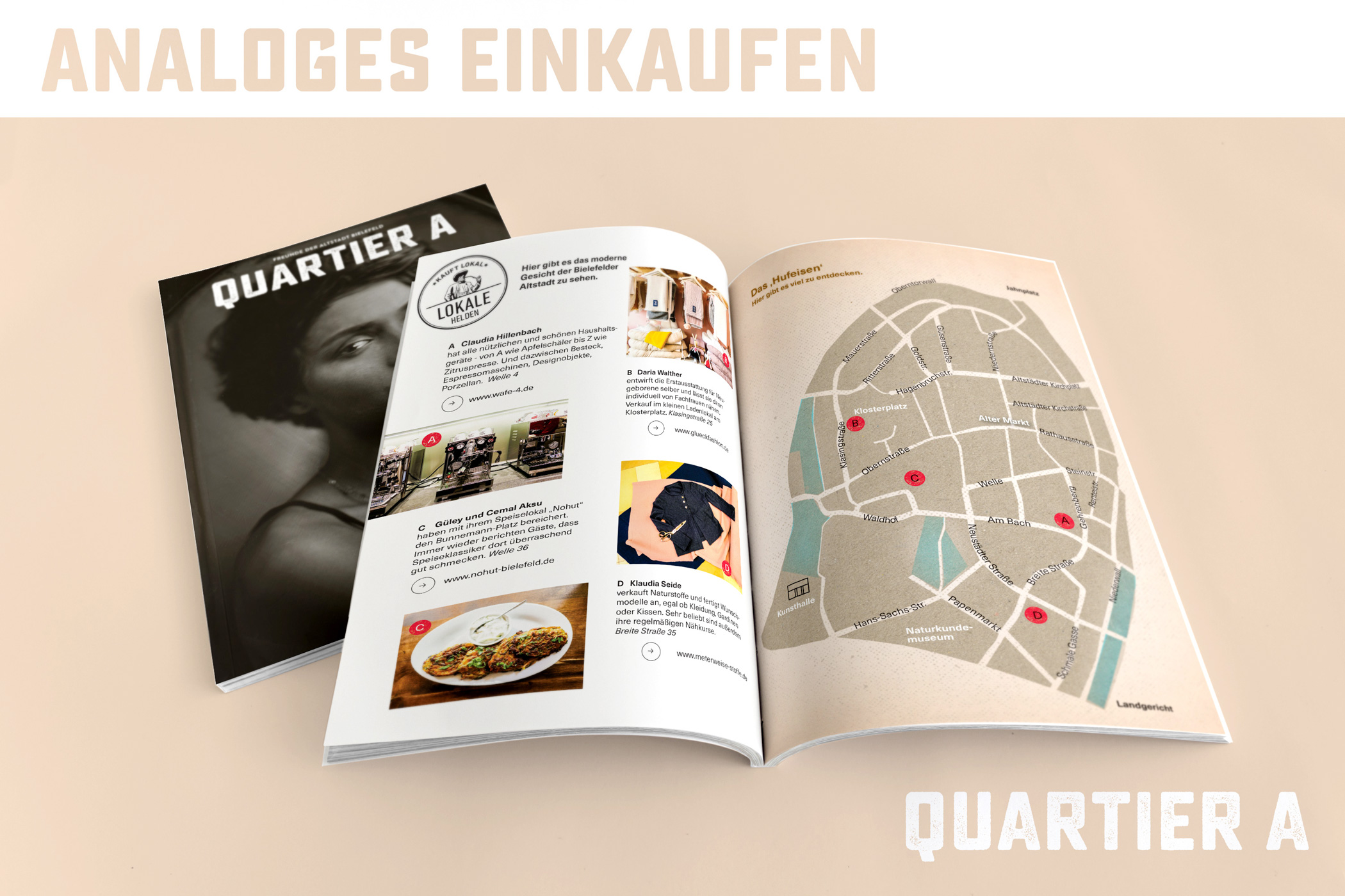 Quartier A Magazin 6