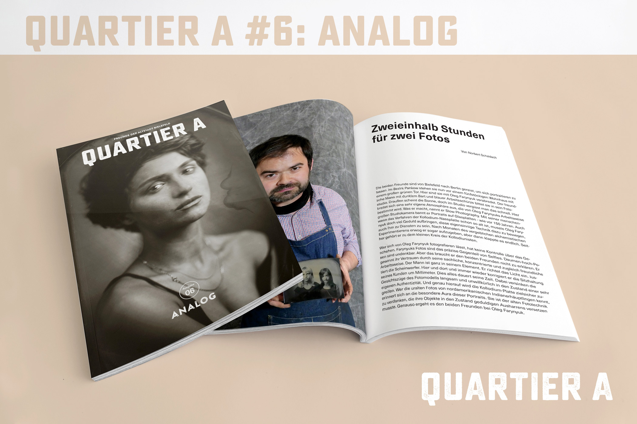 Quartier A Magazin 4